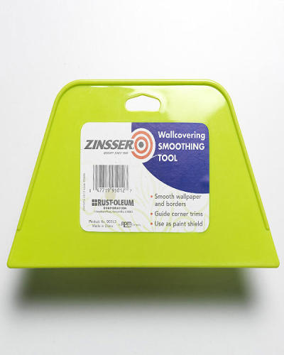 Zinsser Smooth Tool - Wall Papering Tool